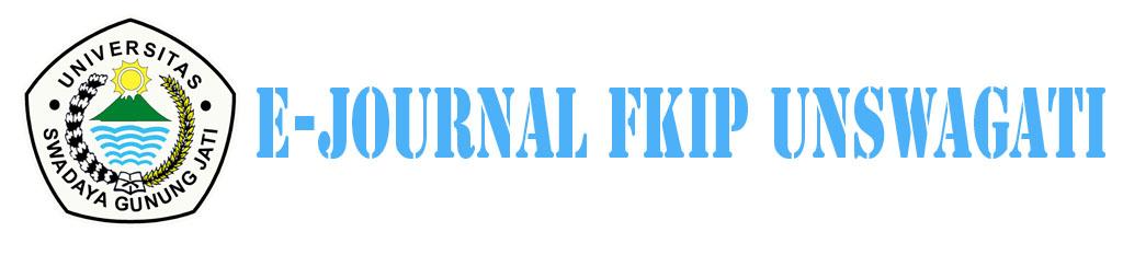 E-Journal FKIP Unswagati Cirebon